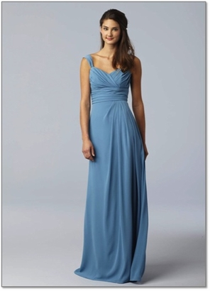 Wtoo Bridesmaid Dress: Wtoo 788