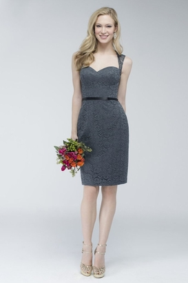 Wtoo Bridesmaid Dress: Wtoo 791