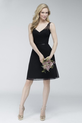 Wtoo Bridesmaid Dress: Wtoo 795