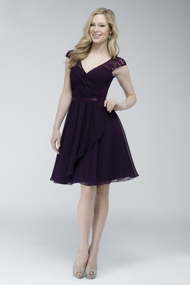 Wtoo Bridesmaid Dress: Wtoo 796