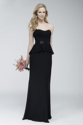 Wtoo Bridesmaid Dress: Wtoo 798