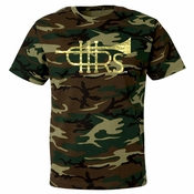 SALE!!!   Camo Logo (gold)