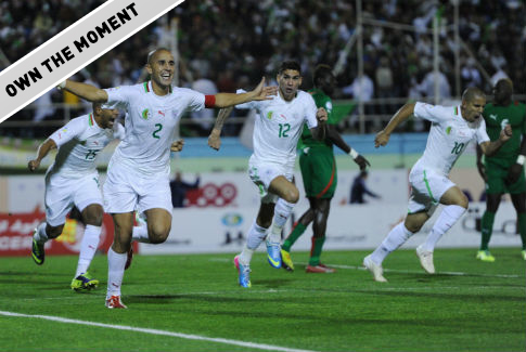 Algeria National Team