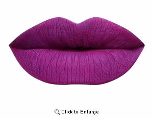 Dose of Colors Matte Lipstick (Berry Me)