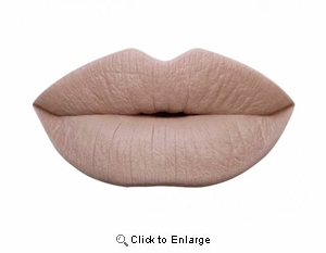 Dose of Colors Matte Lipstick (Sand)