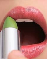 Mood Pearl (Green) Color Changing Lipstick