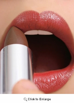 Mood Pearl (Brown) Color Changing Lipstick