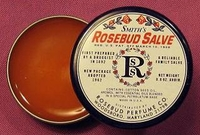Rosebud Salve - Rosebud Salve (French) TIN
