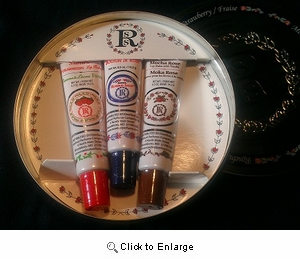 Rosebud Salve - Medley of Lip Balm TUBES TRIO