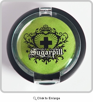 Sugarpill - Pressed Eyeshadow (Acidberry)
