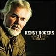 21 Number Ones by Kenny Rogers (Music CD) new
