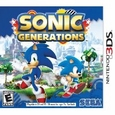 Sonic Generations (Video Games, Nintendo 3DS ) new