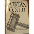 A.J.'s Tax Court : A.J. Cook, Jacqueline Ross (Paperback, 1987), used