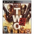 ARMY OF TWO 40TH DAY (PS3, used)