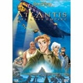 Atlantis The Lost Empire UPC:0786936166095 (Disney DVD, new)