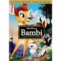 Bambi (2-Disc Special Platinum Edition) (Disney DVD, new)