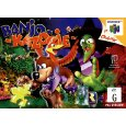 Banjo-Kazooie by Nintendo (Video Game, Nintendo 64) used