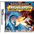 Battle Of Giants: Dragons (Video Games, Nintendo DS) new