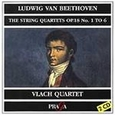 Beethoven: The String Quartets, Op.18, No. 1 to 6 ~ Vlach Quartet (Music CD) used