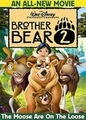 Brother Bear 2 (DVD, 2006) New