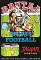 Brutal Sports Football (Atari Jaguar, 1994) new video game