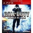 CALL OF DUTY 09 WORLD AT WAR. (Video Games*, new)