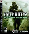 CALL OF DUTY 4 MODERN WARFARE (Video Games*, new)