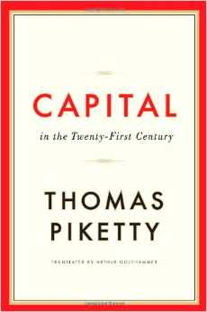 Capital in the Twenty-First Century, Hardcover by Thomas Piketty (Books, new)