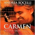 Carmen: Duets and Arias [B&N Exclusive Version] by Andrea Bocelli (Music CD) new