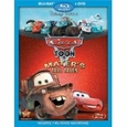 Cars Toon: Mater's Tall Tales (Two Disc Blu-ray/DVD Combo) New