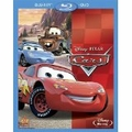 Cars (Two-Disc Blu-ray/DVD Combo in Blu-ray Packaging) New