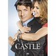 Castle: The Complete Fifth Season (DVD Box Set) new