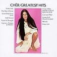 CHER Greatest Hits (Music CD) used