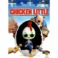 Chicken Little (Disney DVD, new)