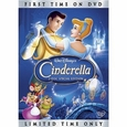 Cinderella 1, 2 or 3 (Two-Disc Special Edition)~ Ilene Woods, James MacDonald (DVD) new, choose