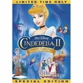 Cinderella II: Dreams Come True (DVD, 2007, Special Edition) New