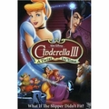 Cinderella III: A Twist in Time (DVD, 2007) new