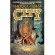 City : Clifford D. Simak (Paperback, 1983), used