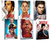 Dexter: The Complete Series Collection, Seasons 1-8 (DVD Box Set) new