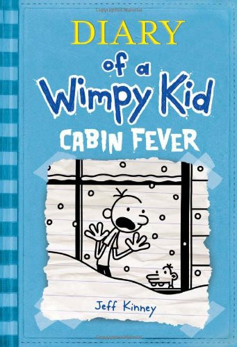 Diary of a Wimpy Kid: Cabin Fever (Book, new)