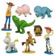 Disney Toy Story 3 Heroes Figure Play Set -- 8-Pc. (Toys, New)