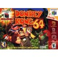 Donkey Kong 64 by Nintendo (Video Game, Nintendo 64) used ( needs exp pak)