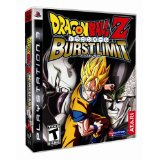Dragon Ball Z: Burst Limit by Atari (Playstation 3) new