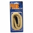 Electronics: 25-Feet Coiled Handset Cord with Modular Plugs (Electronics) new
