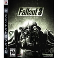 Fallout 3 by Bethesda (Video Game, PS 3) used