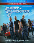 Fast & Furious 6- Vin Diesel, Paul Walker (DVD Movies) new