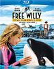 Free Willy: Escape from Pirates Cove (Blu-ray, new)