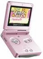 Gameboy Advance SP PINK system, used