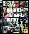 Grand Theft Auto IV, 4 (PS 3) used