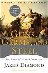 Guns, Germs, and Steel: The Fates of Human Societies by J Diamond [Hardcover] new